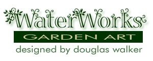 Water Works - Unique Garden Art by Douglas Walker