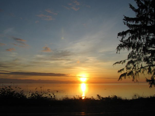 Sunrise, CampbelL River, BC