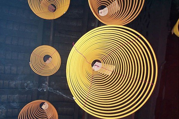 Incense Coils, Macau