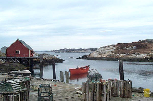 Peggy\'s Cove, Nova Scotia