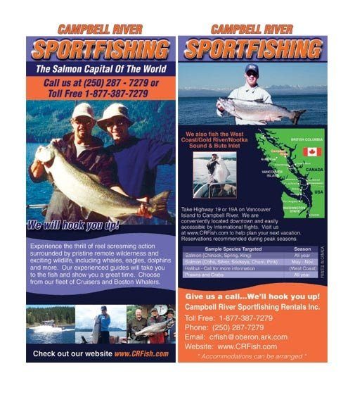 Campbell River Sportfishing