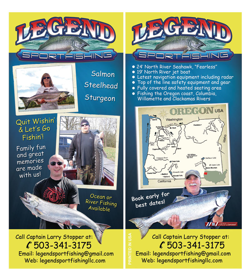 Legend Sportfishing LLC