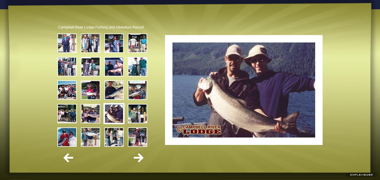 Campbell River Lodge Flash Photo Gallery