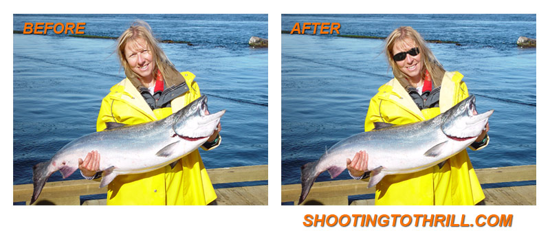 Nice Fish! Absolute Sportfishing, Campbell River, Vancouver Island, BC